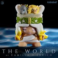 The World Dunny | Vinyl Art Toys