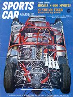 Sports car graphic magazine%252c november 1964 magazines and periodicals 58cf9283 4552 482f a642 d03eaf8d117b medium