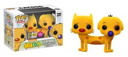 Catdog %2528flocked%2529 %255bsdcc%255d vinyl art toys be2eeeda 2b28 432e 9790 6cd79eb02762 medium