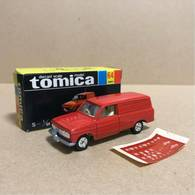 Toyota Hilux Van | Model Trucks