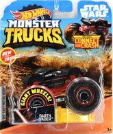 Darth Vader | Model Trucks | 2019 Hot Wheels Monster Trucks Darth Vader