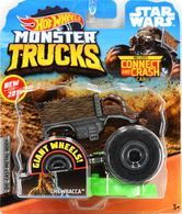 Chewbacca | Model Trucks | 2019 Hot Wheels Monster Trucks Chewbacca