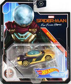 Mysterio | Model Cars | 2019 Hot Wheels Marvel Comics Spider-Man Far From Home Mysterio