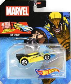 Wolverine | Model Cars | 2019 Hot Wheels Marvel Comics Wolverine