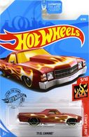 '71 El Camino | Model Trucks | 2019 Hot Wheels HW Flames '71 El Camino