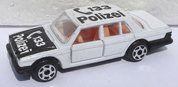 Mercedes-Benz 450 SEL Police | Model Cars