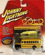 1956 Chevy School Bus  | Model Buses