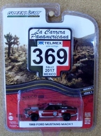 1969 Ford Mustang Mach 1 | Model Racing Cars