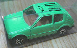 Peugeot 205 GTi | Model Cars