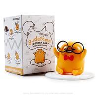 Gudetama Eggstra Lazy Vinyl Minis Blind Box | Vinyl Art Toys