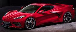 2020 Corvette Stingray | Cars | General Motors 2020 Mid-Engine Corvette Stingray (C8)