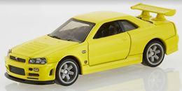 Nissan Skyline GT-R (R34) | Model Cars | 2019 - 33rd Annual Hot Wheels Collectors Convention Nissan Skyline GT-R (R34)