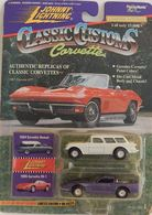 1954 Chevy Corvette Nomad & 1995 Chevy Corvette ZR-1  | Model Vehicle Sets