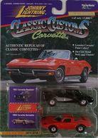 1957 Chevy Corvette Roadster & 1980 Chevy Aerovette | Model Vehicle Sets