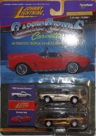 1962 Chevy Corvette Roadster & Indy Corvette | Model Vehicle Sets