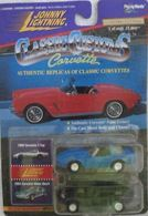 1965 Chevy Corvette Mako Shark & 1982 Chevy Corvette T-Top | Model Vehicle Sets