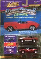 1967 Chevy Corvette 427 Coupe Convertible & Chevy Corvette Stingray III | Model Vehicle Sets