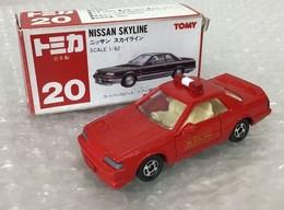 Nissan skyline fire chief model cars a9241da5 34a0 4e25 ba02 5ebb9e27addf medium