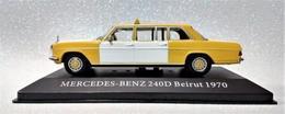 Mercedes-Benz 240D Beirut 1970 | Model Cars
