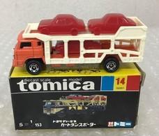 Toyota diesel car transporter model trucks 93db4441 11a6 40e7 94e8 4d2e57430e2a medium