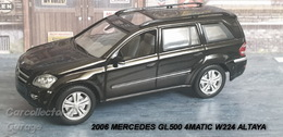 Mercedes-Benz W224 2006 GL 500 4-Matic  | Model Cars