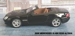 Mercedes-Benz R230 2006 SL600 | Model Cars