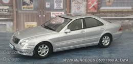 Mercedes-Benz W220 1998 S500 | Model Cars