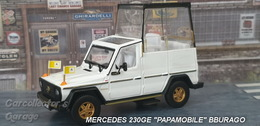 Mercedes benz 230ge %2522papamobil%2522 model cars 7cd0060f 58e7 48be 943e 489d9a52402a medium