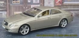 Mercedes-Benz C219 2004 CLS500 | Model Cars