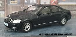 Mercedes-Benz W221 2005 S500 | Model Cars