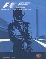 United states grand prix 2003 program event programs b8af4dd5 d640 423f ae4e ecd3a3d09a1a medium