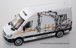Mercedes-Benz Sprinter W 906 Transporter | Model Trucks