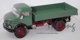 Mercedes-Benz Platform Truck with round bonnet | Model Trucks
