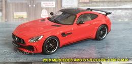 Mercedes-Benz 2017 C190 AMG GT-R Coupê | Model Cars
