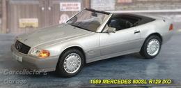 Mercedes-Benz R129 1989 500SL | Model Cars