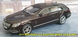Mercedes-Benz C218 2013 CLS Shooting Brake | Model Cars
