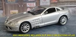 Mercedes-Benz C199 2003 McLaren SLR | Model Cars