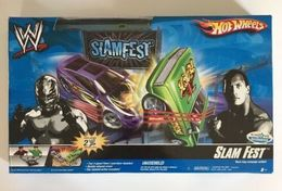 Hot wheels wwe slamfest playset model vehicle sets b047f0f7 1938 4510 9cfb eba39df0f700 medium