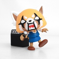 Aggretsuko Death Metal Star Eyes | Action Figures