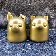 Tiny ghost %2528puppy and kitty gold%2529 vinyl art toys sets 06bcafbe ee4f 4de3 a9ea c08f73b5718e medium