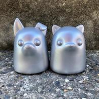 Tiny ghost %2528puppy and kitty silver%2529 vinyl art toys sets fa56103f 5a24 497e 9712 514eff351c00 medium