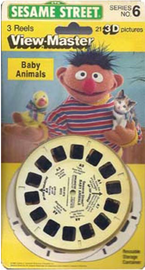 Sesame Street Series No. 6: Baby Animals | View-Master Reels | Sesame Street: Baby Animals