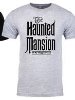 The Haunted Mansion is My Happy Place | Shirts & Jackets
