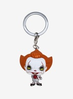 Pennywise with Balloon (Metallic) | Keychains