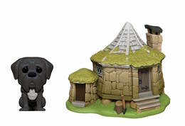 Hagrid%2527s hut with fang vinyl art toys 84cc323f 880c 478d bf3f 476da78d55d4 medium
