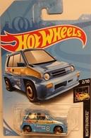 '85 Honda City Turbo II | Model Cars | 2019 Hot Wheels / Nightburnerz (2/10) '85 Honda City Turbo II / International Long Card