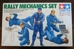 Rally mechanics set model building and structure kits bc2c4ada b8ad 412f 91a4 a9474210dd1d medium