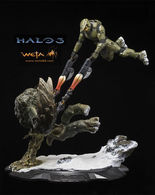 Master chief vs. the flood statues and busts a2f2addc 60f5 4671 ad24 b05be45b28e2 medium
