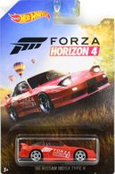 '96 Nissan 180SX Type X | Model Cars | 2019 Hot Wheels Wal-Mart Auto Series Forza Horizon 4 '96 Nissan 180SX Type X