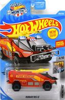 Runway Res-Q | Model Trucks | Hot Wheels New for 2019 Wal-Mart Month HW Metro Runway Res-Q